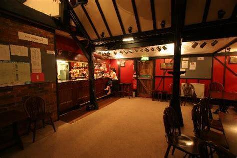 The Barn Bar Bar The Barn Theatre Welwyn Garden City Picture Of
