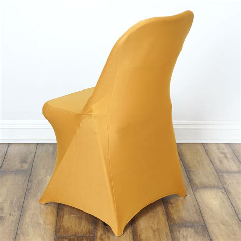 fitted chair covers 100 pcs spandex folding chair covers fitted stretchable