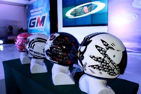 Helm Nhk Untuk Wanita Helm Gm Untuk Anak Dan Wanita Gilamotor