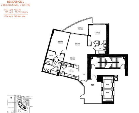 cn tower floor plan miami apartment floor plans