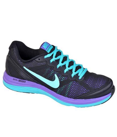 Nike Sport Shoes 00 3 nike wmn dual fusion run 3 msl sport shoes price in india buy nike wmn dual fusion run 3 msl