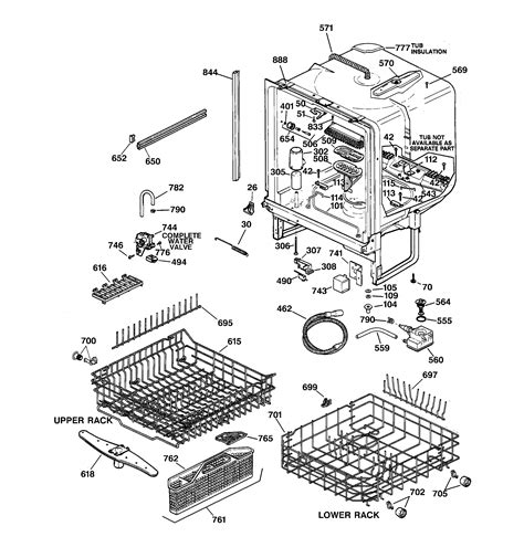ge dishwasher diagram 301 moved permanently