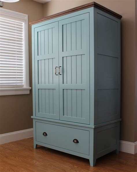 Furniture Wardrobe by White County Wardrobe Diy Projects