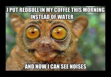 Coffee with redbull joke humorsharing com