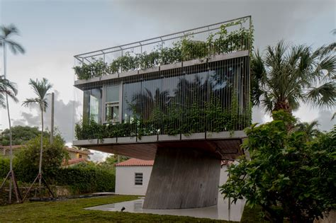 design house studio miami sun path house in miami beach by studio christian wassmann