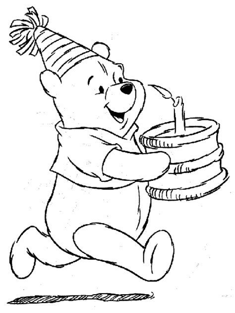 printable coloring pages happy birthday birthday coloring pages coloring pages to print