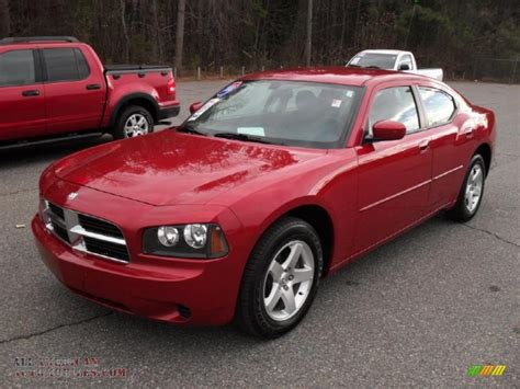 2010 charger se 2010 dodge charger se in inferno pearl