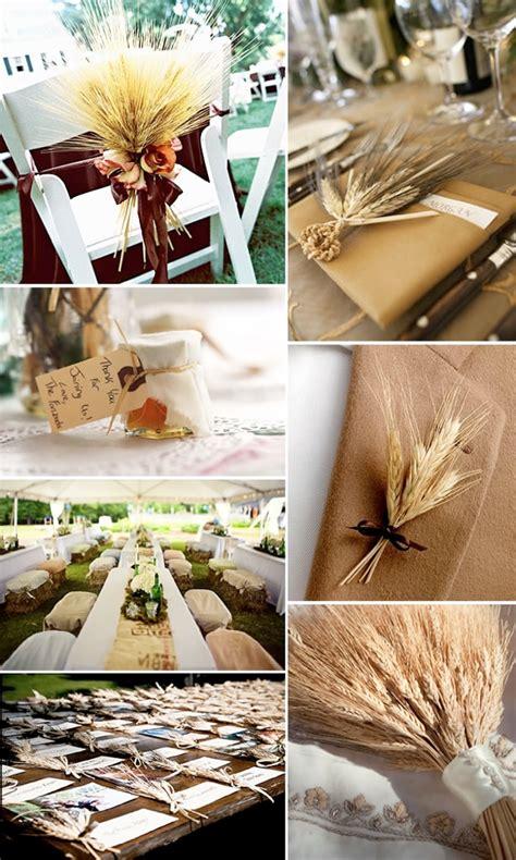rustic wedding decoration ideas unique rustic wedding ideas weddings by lilly