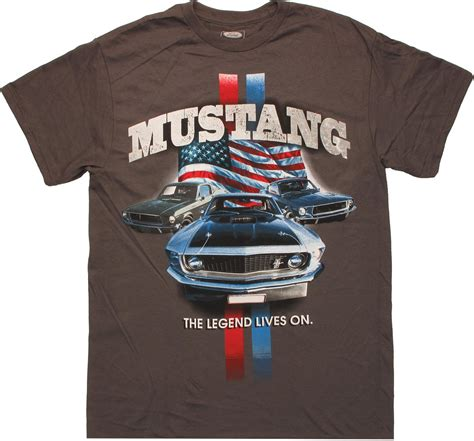 ford mustang clothes image gallery mustang t shirts