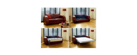 torino leather sofa sofa beds the torino premium leather sofa bed