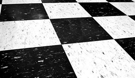 checkered pattern vinyl flooring why vinyl composite tile is a great budget garage floor