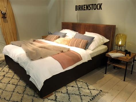 Birkenstock Bed | footwear manufacturer birkenstock wants you to sleep better
