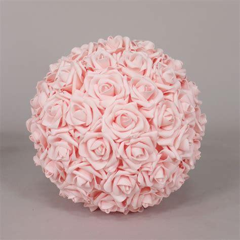 Pink decorative foam flower balls pink foam flower balls flower balls foam rose balls pink