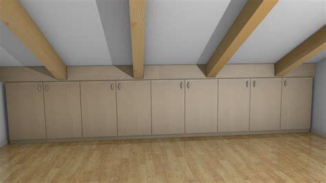 armadi bassi per mansarde armadi per mansarde design casa creativa e mobili ispiratori