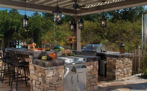 Outdoor Kitchen Ideas On A Budget | outdoor kitchen ideas on a budget little house in the valley