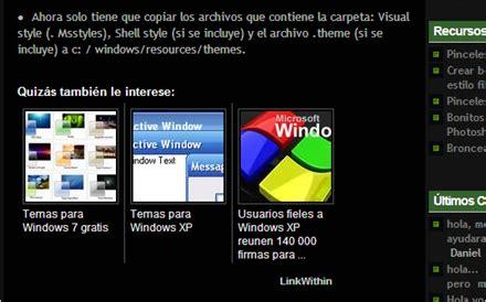 widget imagenes html entradas relacionadas con imagenes para blogger widget