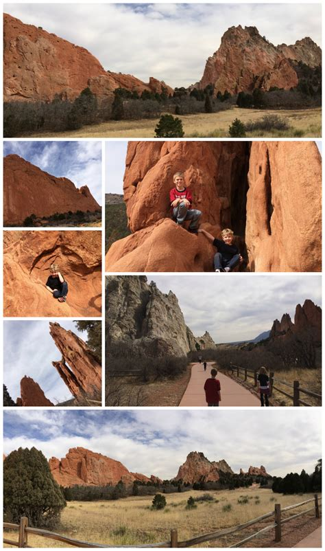 Garden Of The Gods Clean Up Wordless Wednesday Garden Of The Gods Shanamama