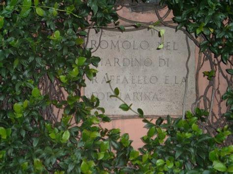 romolo nel giardino della fornarina romolo nel giardino della fornarina italian rome roma