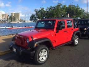 Jeep Wrangler Rental Waikiki Jeep Wrangler Rental Honolulu Affordable And Convenient