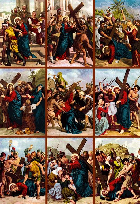 imagenes de jesus del via crucis pollyanna velha via sacra via crucis