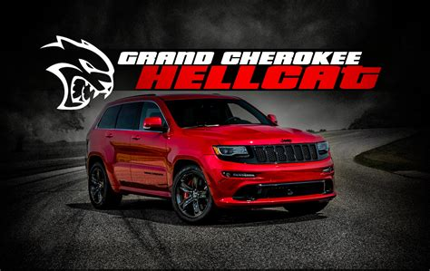 Jeep Hellcat Grand Jeep Srt Hellcat 2017 2017 2018 Best