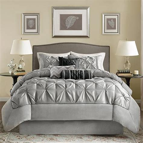 madison park bedding website madison park gray laurel comforter set 10070325 hsn