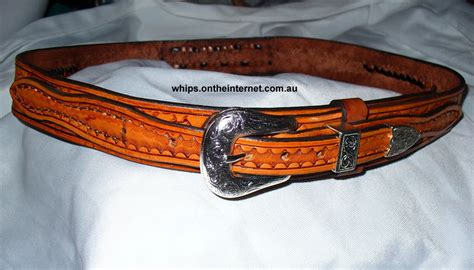 Ranger Belts Handmade - australian leather belts