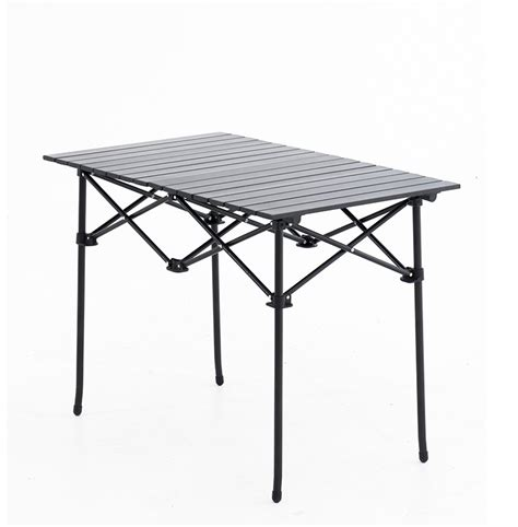adventure folding table adventure aluminium roll up cing table 4wd