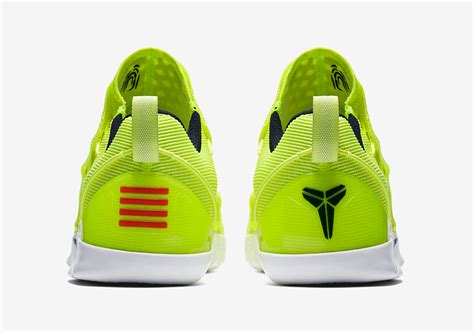 new colors for 2017 ad nike kobe ad nxt volt 916832 710 release info