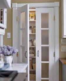 Kitchen Pantry Door Ideas by 33 Cool Kitchen Pantry Design Ideas Shelterness