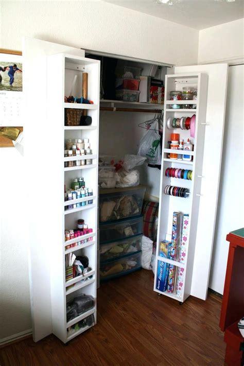 simple small closet organization tips interior