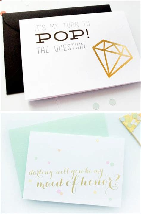 will you be my ideas will you be my bridesmaid ideas secret wedding