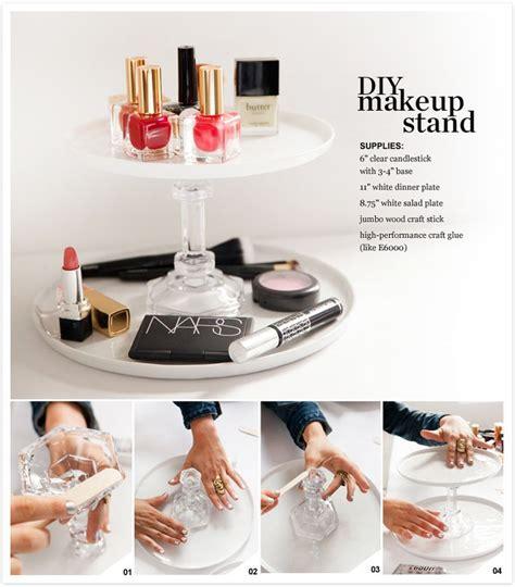 diy makeup organizer or makeup stand q8 mango