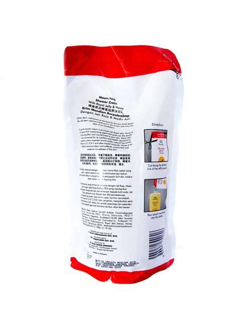 Pelembab Royal Honey leivy nourishing shower ryl jelly honey pch 900ml