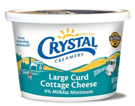Cottage Cheese Large Curd by Cottage Cheese Nutrition Facts Bad And