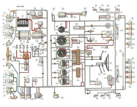 Схема система отопления лада калина
