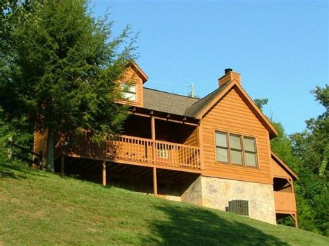 Vacation Cabin Rentals Pigeon Forge Tn by Large Log Cabin To Dollywood Free Homeaway