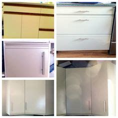 can i paint melamine kitchen cabinets kitchen makeover step 1 de ugly wood trim cabinets and