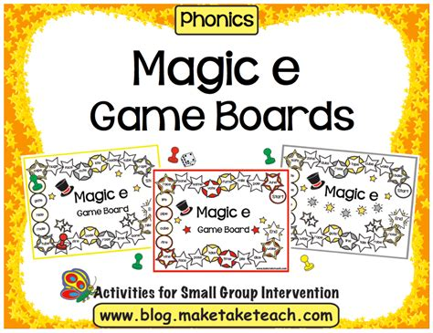 internet magic go email me if thats you free magic e game boards make take teach