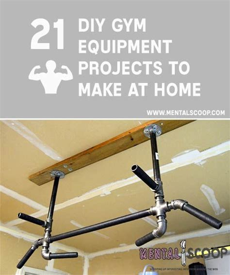 make your home 17 best ideas about homemade gym equipment on pinterest