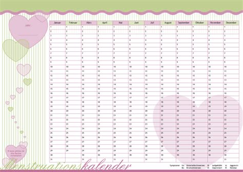 menstruationskalender kostenlos ausdrucken kalender