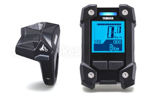 Lcd Yamaha new yamaha electric bike system updates for 2018