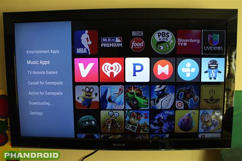 how to play from android to tv nexus player review