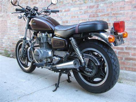 1981 honda cm400 1981 honda cm400 custom standard for sale on 2040 motos