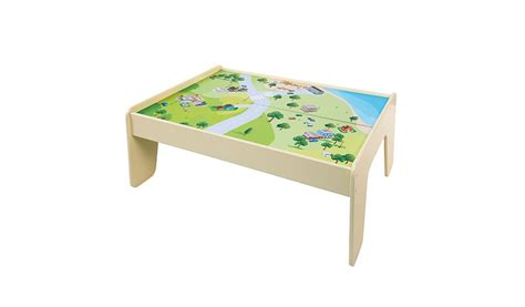 How To Play Table by George Home Wooden Play Table George At Asda