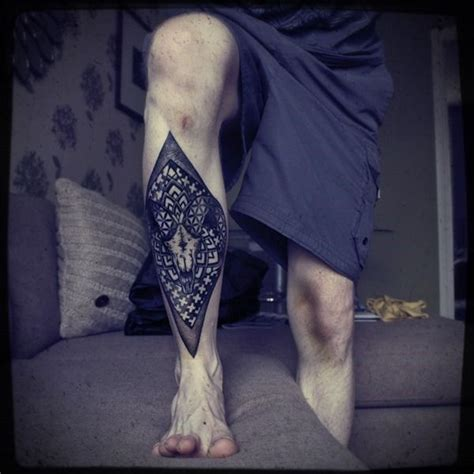 tattoo on thigh for men mens leg with awesome artwork leg tattoos for