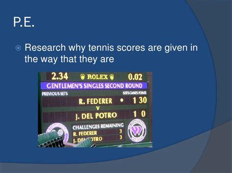 tennis challenges wii tennis challenge