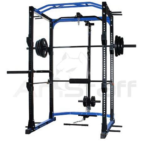 Difference Between Squat Rack And Power Rack by Amstaff Tr023 Power Squat Rack With Lat Pull 539