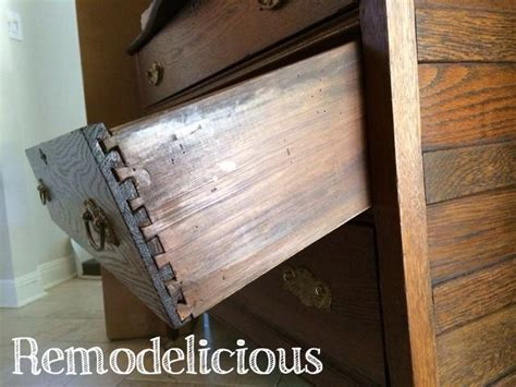 How To Fix A Drawer diy fix for falling drawers remodelicious