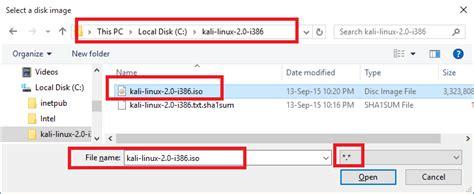 create bootable usb kali linux on windows ethical create kali bootable installer usb drive in windows 10